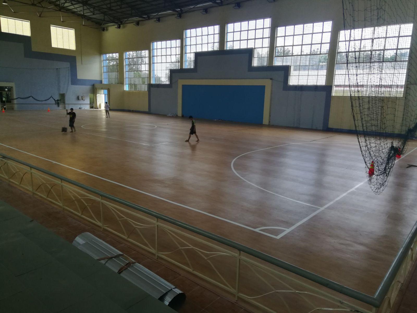 Sàn thể thao